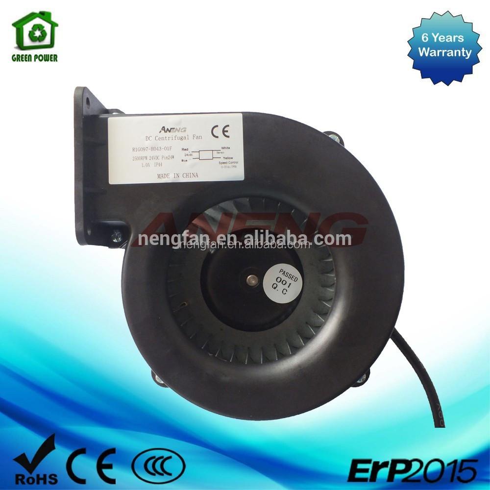 Mini Centrifugal Fan : Dc mini centrifugal external rotor motor air blower fan