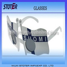 Fashion Cheap Fans Party Glasses For Promotions