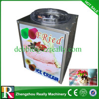 2015 hot selling fried ice cream maker fried ice cream machine for sale