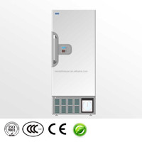 Ultra low temperature freezer low power consumption refrigerator chest freezer for hospitals