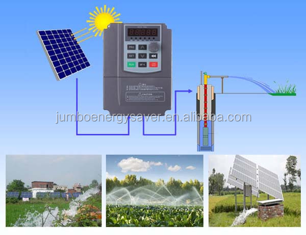 solar pump drive installation pictures (8)