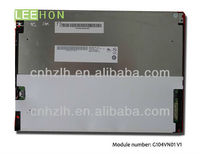 AUO 10.4 inch 640x480 tft lcd display G104VN01 V1 for industrial use