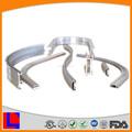 extrusión de perfiles de aluminio curvado
