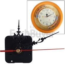 Quartz Wall Clock Movement Mechanism DIY Repair Tool + Hands accessories