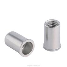 m5 reduce head round body stainless blind rivet nut