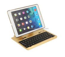 Trade assurance360 degree Rotation bluetooth Keyboard Case for Ipad Air