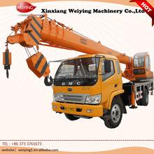 10ton isuzu crane truck ,small crane for truck