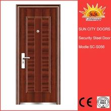 Chian used metal security doors SC-S056