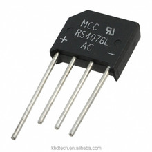Comercial Micro Co RS407GL-BP puente IC RECT GPP 4A 1000 V ( RS4L RS407GL-BPMS RS407GLBP )