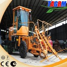 Équipement de canne combinent récolte agricole SH15 la canne à sucre machine à la récolte / la canne à sucre batteuse