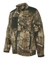 waterproof windproof pocket camouflage hunting jacket for men