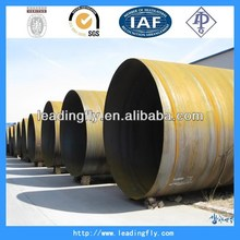 2013 customized spiral steel pipe oil transport
