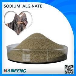 Sodium Alginate As Adhesives