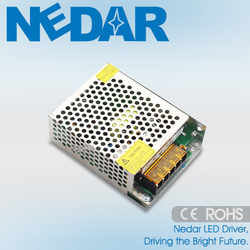 Driver for LED 12V 80W LED Strip Lighting Driver Indoor Light Drivers AC 85-265V with CE RoHS Approved