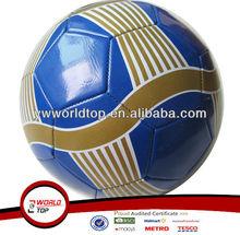 popular PVC promotional soccer ball size 5