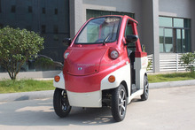 easy driving smart cheap electric car made in china for disabled EEC approved electric cars