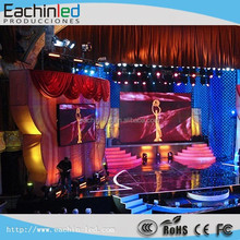 Super slim events/party/wedding LED dance stage videowall