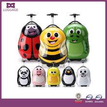 abs+pc kid's trolley luggage/kids luggage/kids trolley bag