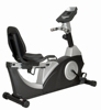 High equality commercial exercise bike AMA-915 R magnetic recumbent bike black color
