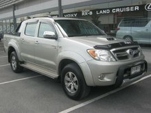 2005 Toyota Hilux VIGO 4x4 4WD MT Double Cab