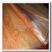 Masterpiece linyi factory Bintangor wood core veneer sheet for decoration,indoor,skateboard,furniture