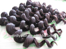 For retailer reseller and Salon: Factory wholesale vigin peruvian loose wave hair