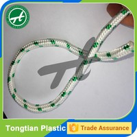 3 strand colored clothes rope
