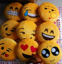 iPhone Emoji Smiley Emoticon Yellow Pillow Plush Emoji Pillow