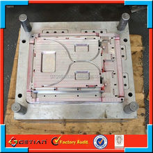 shell arts and crafts plastic injection mould making