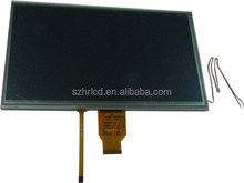 [High Quality Low Price]10.1 inch LVDS 1024x600 tft lcd touch screen module