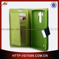 With Cards Slots Wallet Case for LG G3,mobile phone case for lg