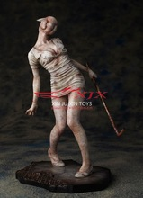 Animation / model / doll faceless Silent Hill nurse X-694 model animation around model prototype