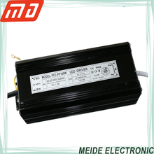 100W outdooor lights waterproof led driver, power supply