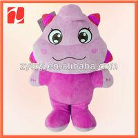 China Wholesaler Cheap Plush Animal Stuffed Cow Toys