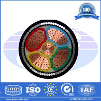 2015 HOT EXPORTING Cu/XLPE/PVC Armoured Different Sizes with International Standards Direct Factory Power Supply Cables