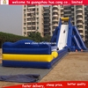 large inflatable high fun slide/inflatable game toys for adults and/huge inflatable beach water slide