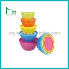 Plastic food container / crisper / kitchenware