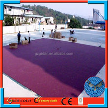 customized color price flooring basket ball new arrival