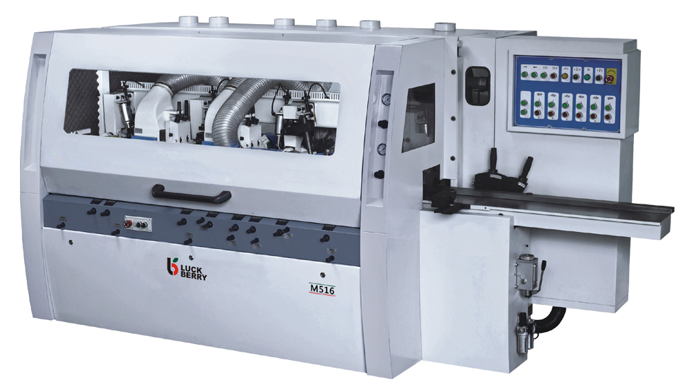 Four-side Moulder ZHX-M516.