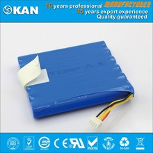 KAN Ni-MH 14.4V 12xAA 800mAh rechargeable batteries pack for robotic vacuum cleaner from China Suppliers