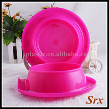 Ant Free Pet Food and Water FEEDER Bowl for Puppies & Cats New for sale/High Quality Eco-friendly Plastic Pet Bowl Manufacture