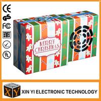 Single Track 3W Foldable Mini Paper Speaker