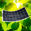 2015 Shine 120W Solar panel flexible,120W semi flexible solar panel price China by Factory directly