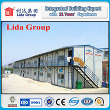 Hot sell corrosion resistance prefabricated house for labor camp in Kazakhstan