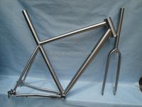 ISP Waltly Cross titanium frame WTL-C705