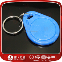 ABS Token Color Optional Key Fob RFID