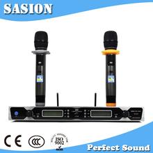 Sasion 2015 recién llegado de micrófono inalámbrico barato para profesores