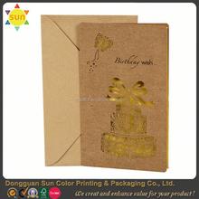 happy birthday greeting card/handmade thanksgiving greeting card design/heart shape greeting card