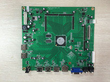 Real 4K resolution (3840x2160)@60hz support LVDS&V-by-one Interface TFT