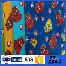 2015 new product woven heavyweight flannel fabric for bedding